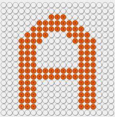 kralenplank: Letters / het alfabet Christening Cake Girls, Hama Beads Design, Busy Boxes, Monogram Alphabet, Printable Letters, Lego, Create And Craft, Perler Beads, Beading Patterns