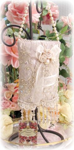 Romantic Victorian Home Collection: Gilded Opulence Collection...Sachet