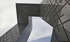 CCTV Tower, Beijing
