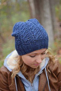 Ravelry: Adare hat pattern by Irishgirlieknits Yarn Projects, Knitting Projects, Lace Making, Loom Knitting, Knitting Designs, Hats For Women, Knitting Patterns, Knitting Ideas, Knitted Hats