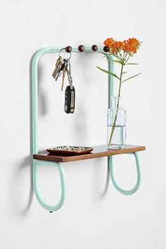 Assembly Home Multi-Function Wall Shelf - Urban Outfitters