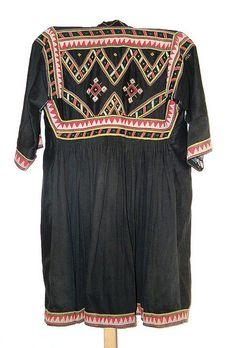 Woman's Khevsureti Dress, Tbilisi, Georgia
