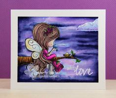 Delphine's place: Tiddly Inks Challenge