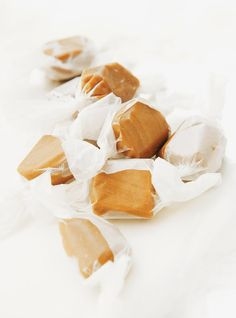 the perfect thing to keep us busy on a snow day - of course we are going to change the recipe and take it outside into the snow to cool down :) Pulled Taffy (St. Catherine's Day Taffy) Recipes | Ricardo