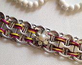 Perle Pop Registerkarte Armband