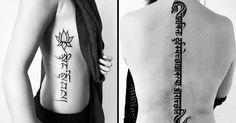 10 Admirable Sanskrit Tattoos