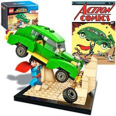 LEGO Superman Capa da Action Comics #1 (SDCC)