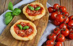 Pizzelle con parmigiano ricetta