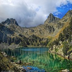 Estany del Gerber | by christian&alicia