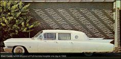 Elvis's car