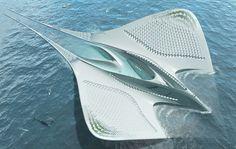 Comment les architectes développent de nouvelles idées pour faire face à la montée des océans | Atlantico.fr