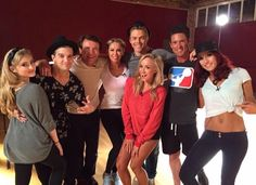 #TeamYOLO; Willow Shields/Mark Ballas, Robert Herjavec/Kym Johnson, Derek Hough/Nastia Liukin, & Noah Galloway/Sharna Burgess