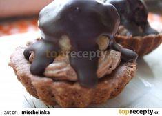 Košíčky Izidor recept - TopRecepty.cz Christmas Baking, Pancakes, Pudding, Cookies, Breakfast, Food, Biscuits, Morning Coffee, Meal