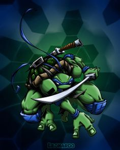 tmnt | Teenage Mutant Ninja Turtles (TMNT) Artworks