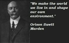 """Quote of the Day """"There is no investment you can make which will pay you so well as to invest in yourself"""" -Orison Swett Marden www.ReadandEarnOnline.org"""