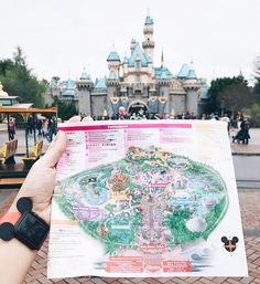 Where will you be taking me today, Disneyland? ✨""