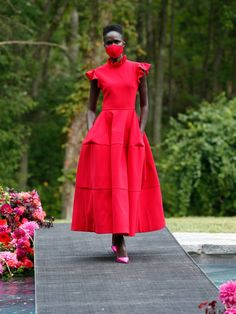 Fashion Week, Fashion 2020, New York Fashion, Runway Fashion, Spring Fashion, High Fashion, Fashion Show, Fashion Design, Christian Siriano