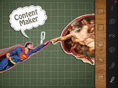 PicSee Pro / Content Maker / screenshot