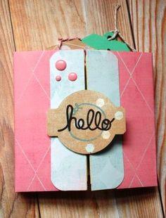Inspírate II: Dreamy de Heidi Swapp. Mini álbum con El scrap de Pe #scrapbooking #heidiswapp #dreamy Heidi Swapp, Mini Albums, Blog, Scrapbooking, Projects, Photos, Log Projects, Blue Prints, Scrapbook