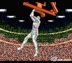 Double Dribble on Nintendo Family computer. The first basketball video game that I played! More gaming at http://gamereviewspower.com also