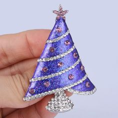 Main Stone:Austrian Crystal. Metal Base Color:Silver Rhodium Plated. We are committed to resolve all issues in a friendly and satisfactory manner. WE ARE HERE FOR YOU! Main Color:Purple. Otherwise, we will reserve the right to relist the item and the unpaid item report will be made correspondingly. | eBay!
