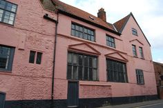 3 September   Norwich   Music House, King Street dating from about 1175AD. The oldest dwelling house in Norwich. Home of the Jurnet family c.1170-1240 Sir John Paston after 1478 and Lord Chief Justice Coke from 1613