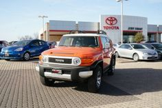 2014 Toyota FJ Cruiser FWD V6 #Toyota #FJ #Cruiser #SUV #ForSale #New | #Granbury #Weatherford #FortWorth #Cleburne #Abilene #JerryDurant