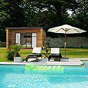 Les extensions indépendantes NEO peuvent également convenir pour réaliser une résidence secondaire de loisir, à la mer, à la campagne, ou à la montagne, pour un coût incomparable.