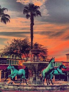 Old town Scottsdale.