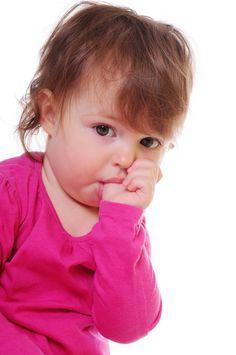 ¿Sabías que si un niño en edad preescolar se chupa el dedo significa que podría sentirse estresado?