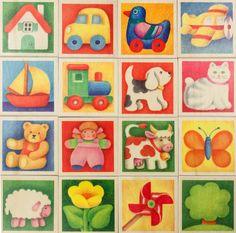Dieses Holz-Memory von SELECTA wurde mit den Spiel-Gut-Siegel ausgezeichnet und ist ein gutes Lernspielzeug für Kinder von 3-7