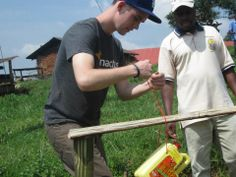 Feather River College-Uganda Project