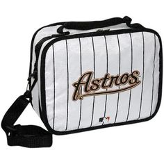 MLB Houston Astros Lunchbreak Lunchbox by Concept 1. $6.65. The lunchbreak is a cool and handy lunchbox for school or work that shows your favorite MLB team's logo.