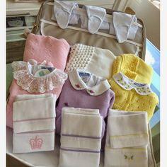 Malinha de maternidade, feita pela loja D. Tonetti de SP.