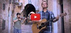 """Enjoy the end of the weekend with this great music video called """"I Believe,"""" by a young Christian musician who stands strong in his support of Israel."""