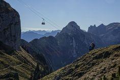 Hohen Kasten Appenzell: Im Alpstein | NZZ Bellevue