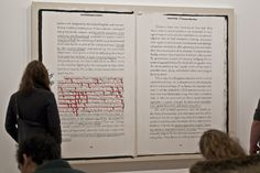 Frances Stark's Works Deny the Censorship They Promote   artnet News