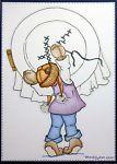 My Shop Bear Shop, Gingham, Smurfs, I Shop, Just For You, Handmade, Character, Ebay