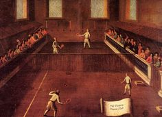 Real Tennis, Victoria, Joko, History, Games, Sports, Painting, Image, Hs Sports