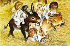 Postales Navideñas de Juan Ferrandiz