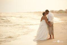 Sunset pictures     Coral bridesmaids dresses     Beach weddings     Wedding photos     Aislinn Kate Photography    Pensacola Destin Wedding Photography