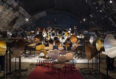 101 Chair for Lensvelt by Maarten Baas in Ventura Centrale