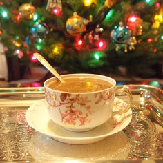 Hot Buttered Rum...Holiday Treat!