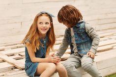 Colección primavera verano de Lefties para niños y niñas. #blogmodainfantil #blogmoda #modainfantil