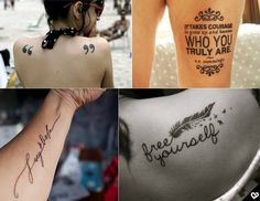 caligraphy tattoo @amorume