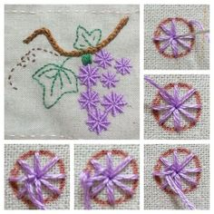 Getting to Know Brazilian Embroidery - Embroidery Patterns Brazilian Embroidery Stitches, Embroidery Stitches Tutorial, Types Of Embroidery, Hand Embroidery Patterns, Embroidery Kits, Embroidery Techniques, Ribbon Embroidery, Cross Stitch Embroidery, Machine Embroidery