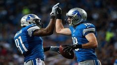 Detroit Lions' Offense Will Be A Match-Up Nightmare In 2013