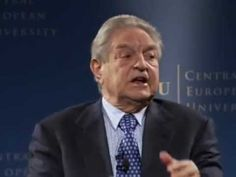 György Schwartz a.k.a. George Soros speaks on a number of subjects FYI : -Obama and Romney are both the same 00:01 / -Abandons Obama 00:43 / - If Obama fails...