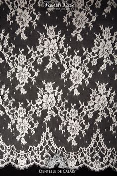 Off White Berry Guipure French Venice lace