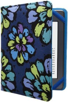 Vera Bradley Cover for Kindle, Indigo Pop (fits Kindle Paperwhite, Kindle, and Kindle Touch) by Vera Bradley, http://www.amazon.com/dp/B0079R8MRU/ref=cm_sw_r_pi_dp_xbfQqb1FGS9G6